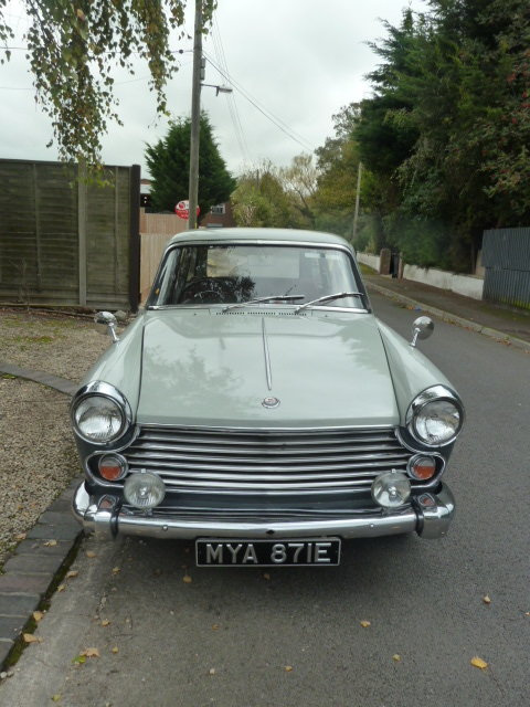 1967 Morris Oxford Countryman SOLD (picture 1 of 6)