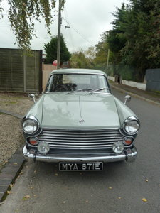 1967 Morris Oxford Countryman