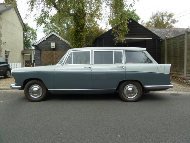 1967 Morris Oxford Countryman SOLD (picture 4 of 6)