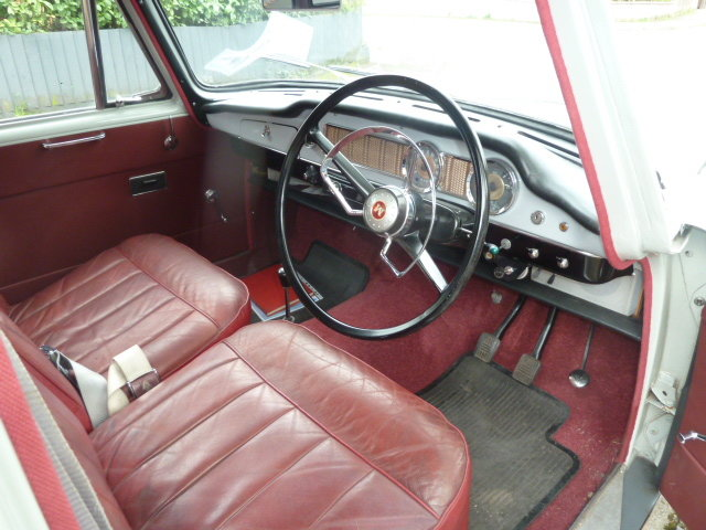 1967 Morris Oxford Countryman SOLD (picture 5 of 6)