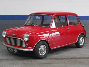 1963 Morris Mini Super De Luxe MKI at ACA 2nd November  For Sale