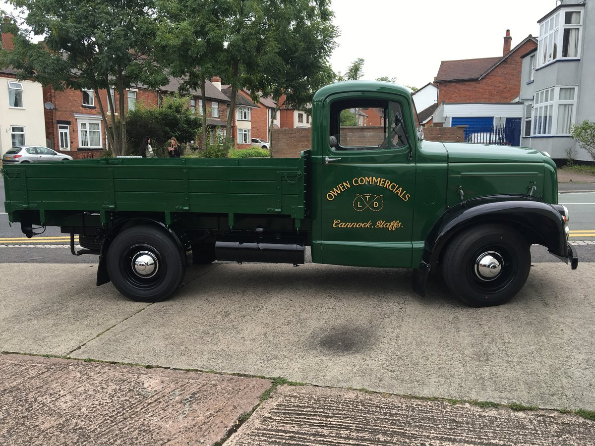 Morris commercial lc5 For Sale (picture 1 of 6)