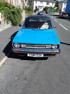 1980 Morris marina For Sale