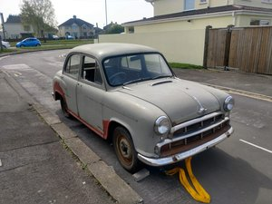 1955 Morris Oxford Project For Sale
