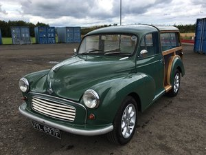 1968 Morris Minor 1000 Traveller  For Sale by Auction