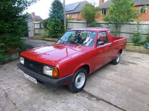 1983 Morris Ital 575 Pickup For Sale by Auction