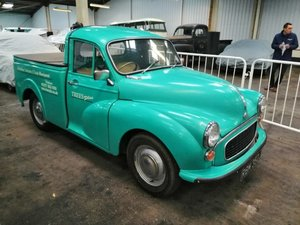 1970 Morris Minor Pickup For Sale by Auction
