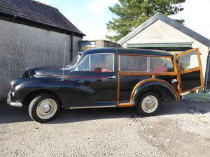 1967 Morris Minor Traveller For Sale by Auction