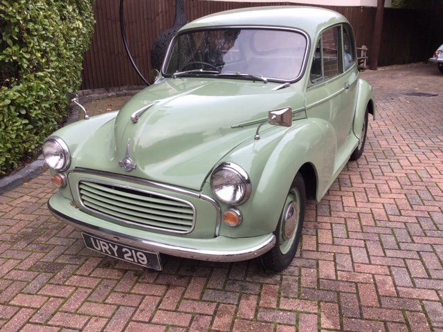 Morris Minor 1958 For Sale (picture 1 of 6)