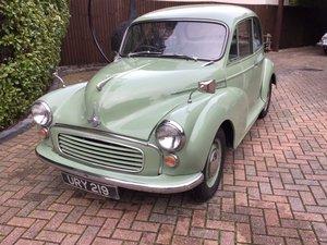 Morris Minor 1958 For Sale