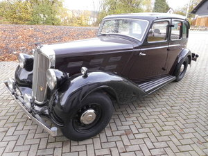 1936 Morris Twenty Five Big Six Serie ll