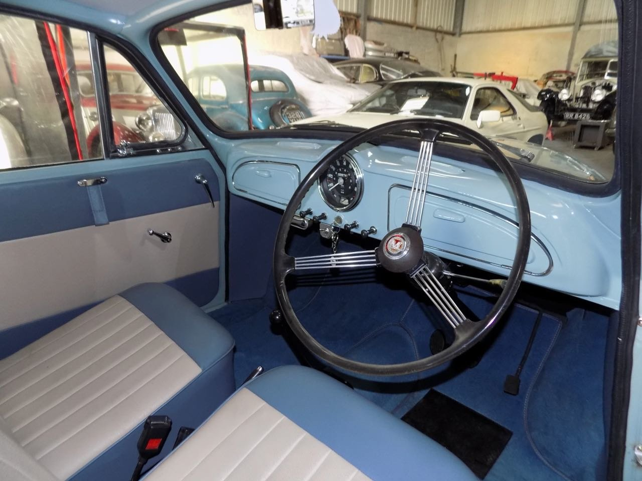 Restored 1960 Morris Minor Traveller For Sale (picture 4 of 6)