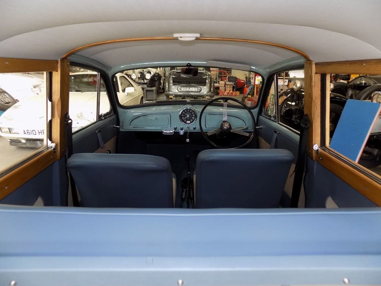 Restored 1960 Morris Minor Traveller For Sale (picture 5 of 6)