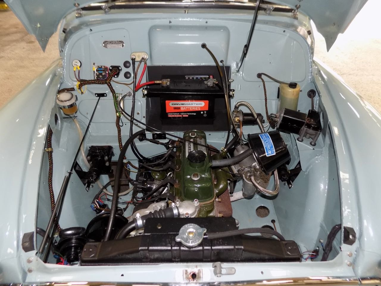 Restored 1960 Morris Minor Traveller For Sale (picture 6 of 6)
