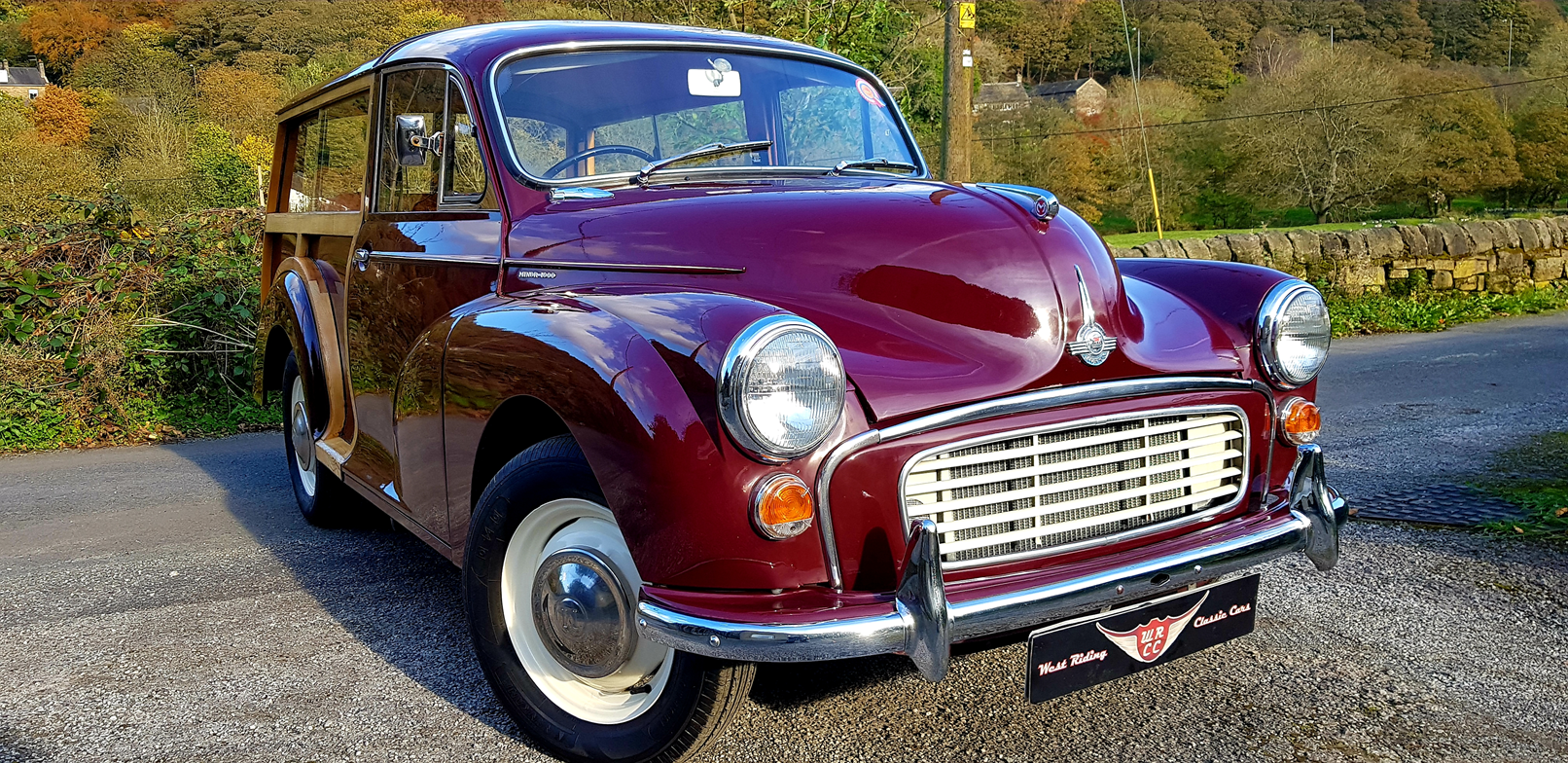 1970 Superb quality Traveller, looks and drives great For Sale (picture 1 of 6)