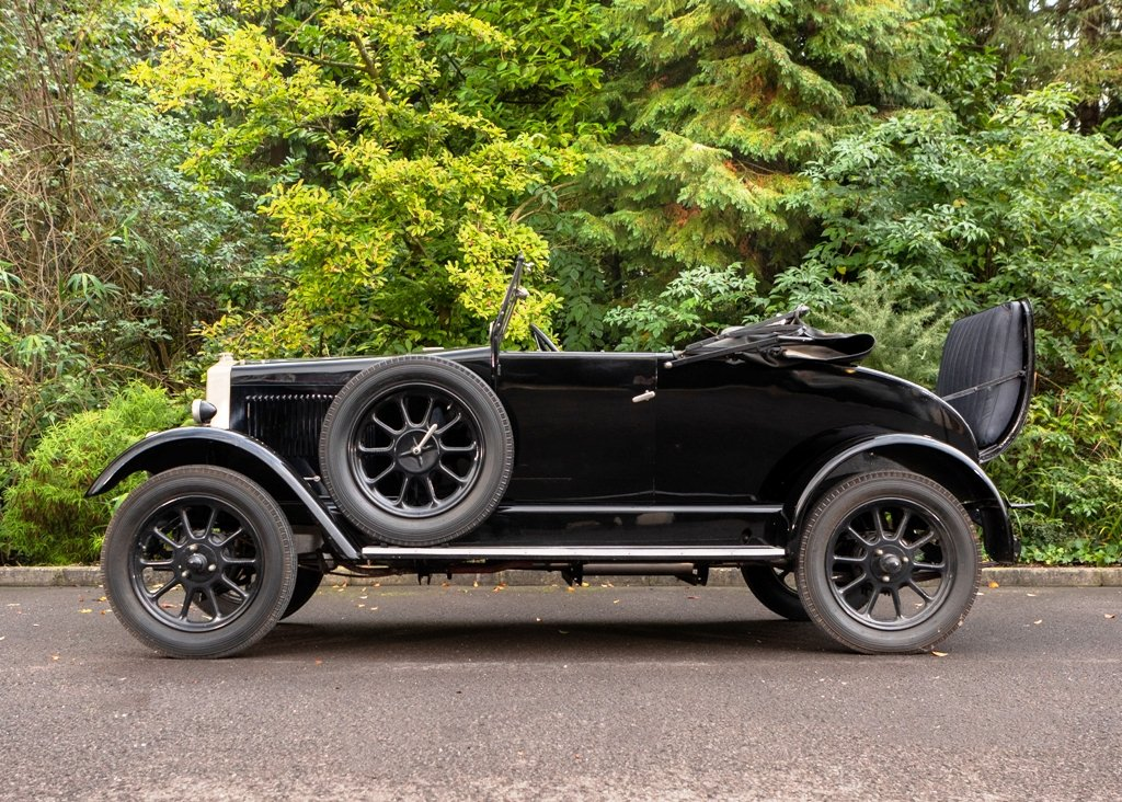 1926 Morris Cowley Tourer SOLD by Auction (picture 1 of 6)
