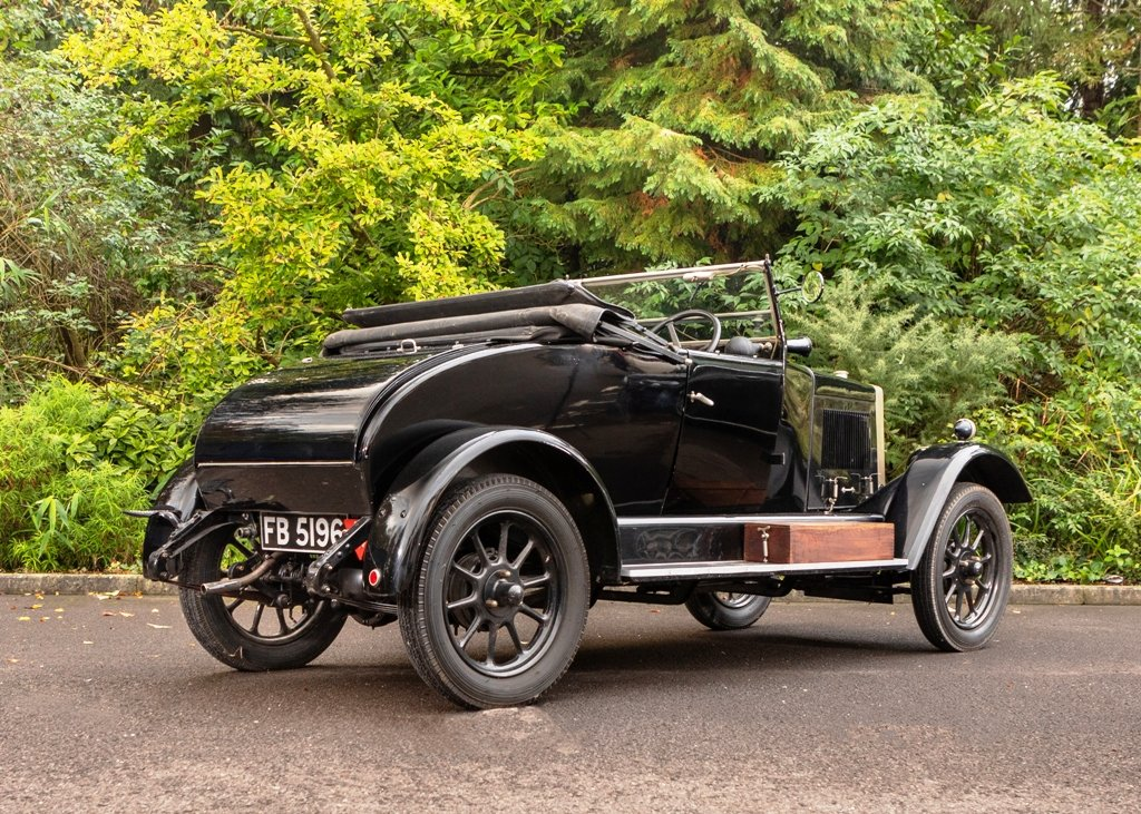 1926 Morris Cowley Tourer SOLD by Auction (picture 2 of 6)