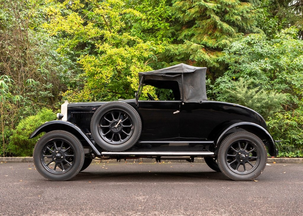 1926 Morris Cowley Tourer SOLD by Auction (picture 3 of 6)