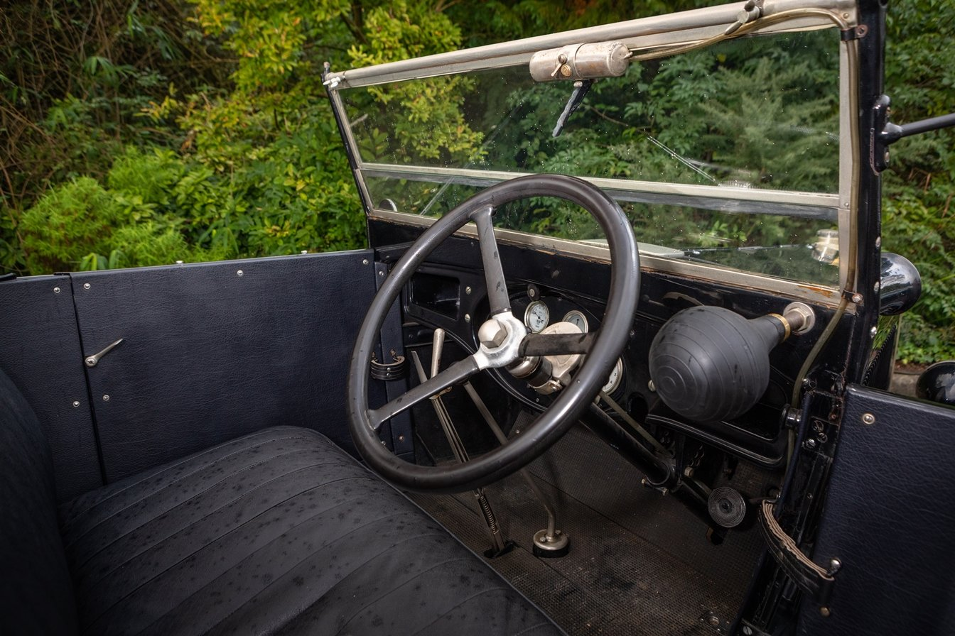 1926 Morris Cowley Tourer SOLD by Auction (picture 4 of 6)