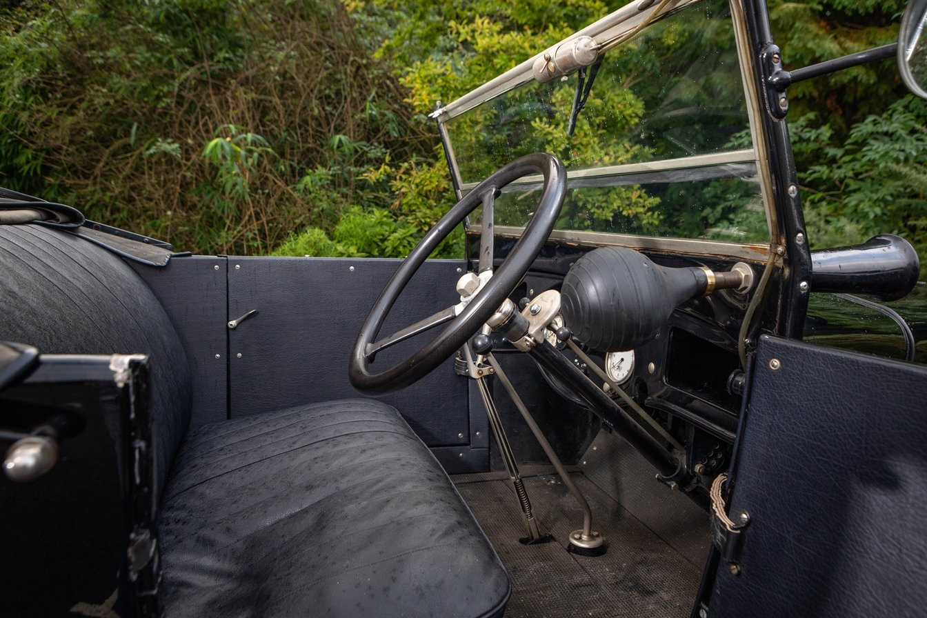 1926 Morris Cowley Tourer SOLD by Auction (picture 5 of 6)