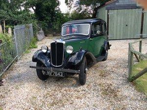 1936 Morris 8 series 1