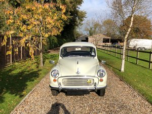 Picture of  Morris Minor 1000 1098cc Classic Car 2 Door 1970 SOLD