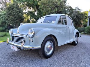 1955 One cherished Morris Minor !