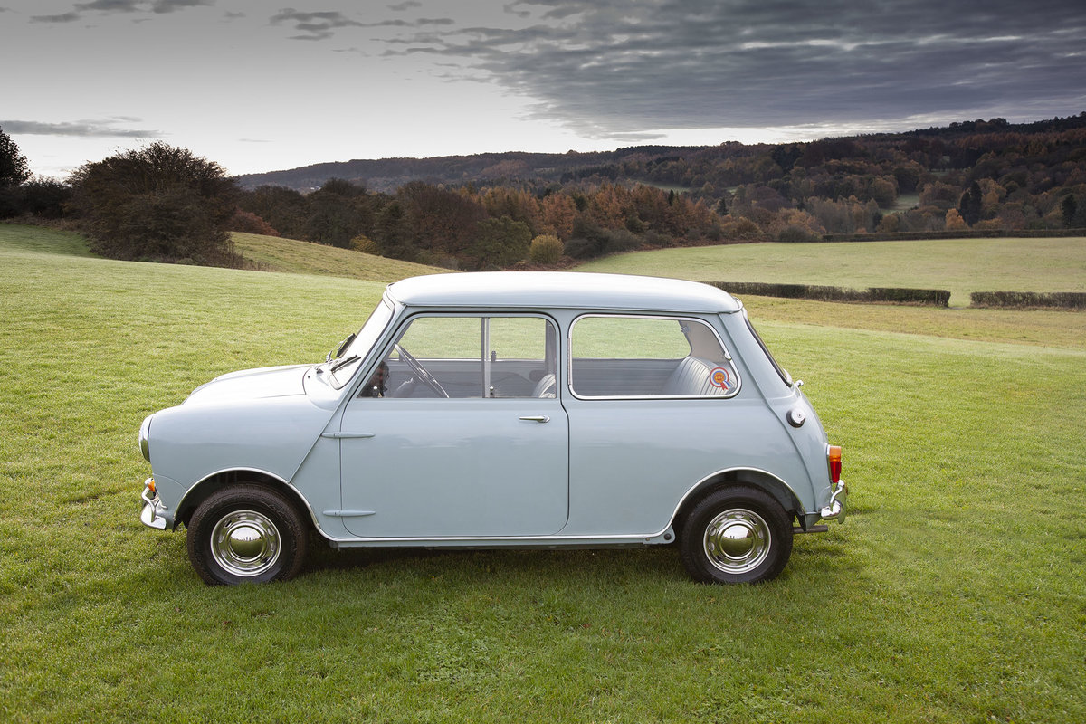 1963 MORRIS–MINI-MINOR SUPER DE LUXE MK1 850cc For Sale (picture 6 of 6)