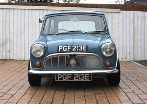 1967 Morris Mini SOLD by Auction