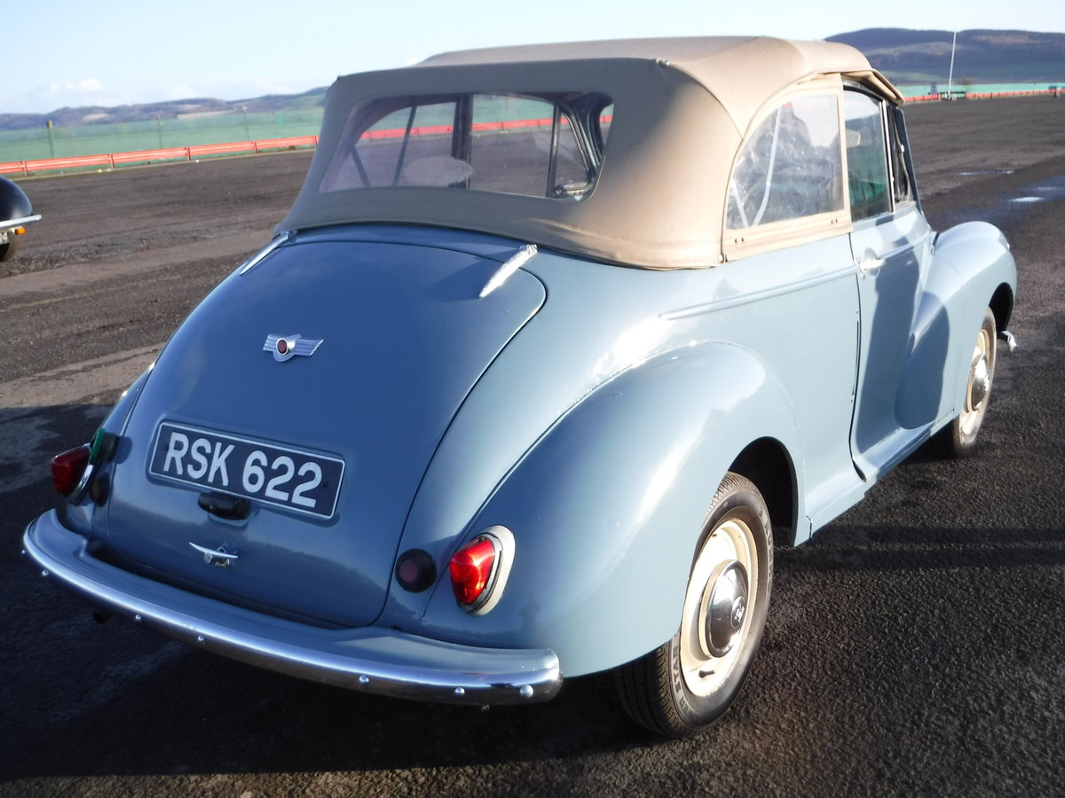 1951 Morris Minor Series MM Tourer SOLD by Auction (picture 2 of 5)