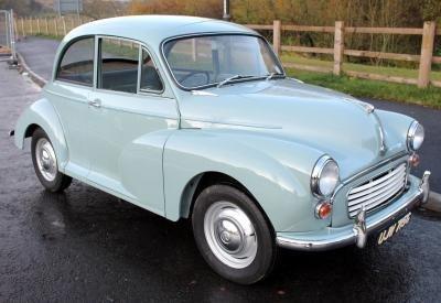 1968 Morris Minor 1000 Saloon