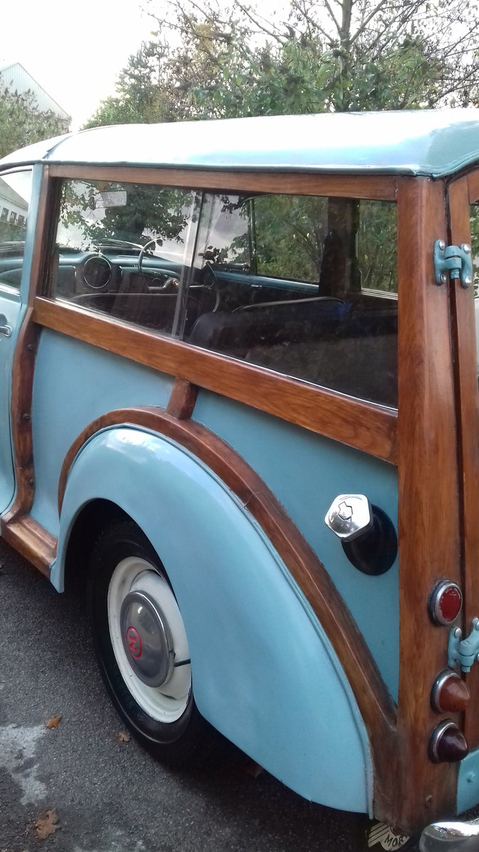 1970 MORRIS MINOR TRAVELLER ~ STARTER CLASSIC ~ VALUE! SOLD (picture 2 of 6)