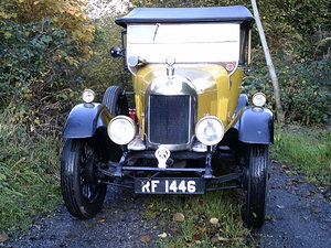 1925 Bullnose Morris Cowley FWB For Sale