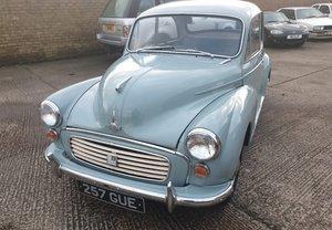 1963 Morris Minor 1100cc For Sale
