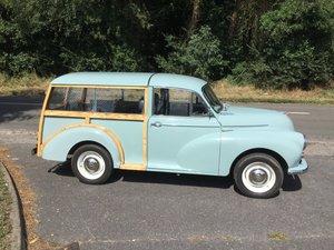 1968 Morris Traveller 1275cc Smoke Grey £10,950 Ono