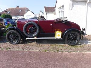 1927 Morris Cowley  For Sale