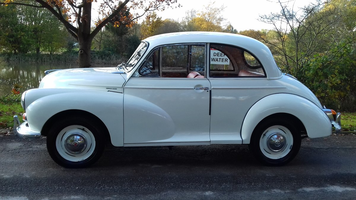 1966 MORRIS MINOR 1000 'GLADYS' ~ LOVELY EXAMPLE !!!    SOLD (picture 2 of 6)