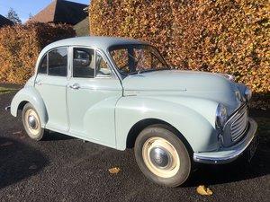 Morris Minor 1000 4 Door 1959