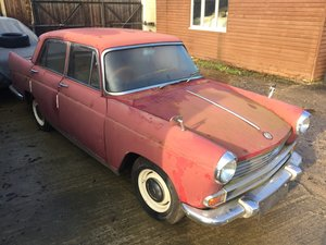 1960 Morris oxford  fintail restoration project