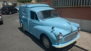 Morris Minor VAN 1969 For Sale