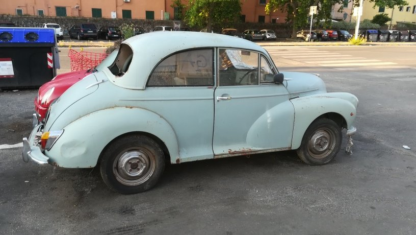 Morris Minor 1967 For Sale (picture 1 of 6)
