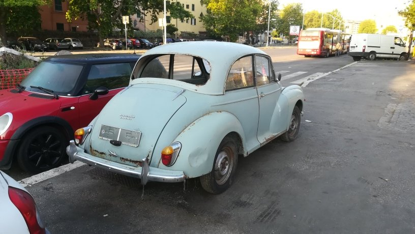 Morris Minor 1967 For Sale (picture 2 of 6)