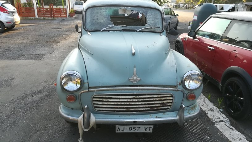 Morris Minor 1967 For Sale (picture 3 of 6)