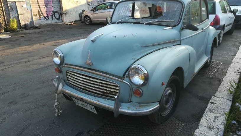 Morris Minor 1967 For Sale (picture 4 of 6)