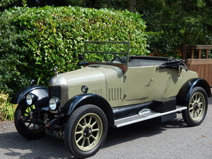 1926 Morris Cowley Bullnose Tourer