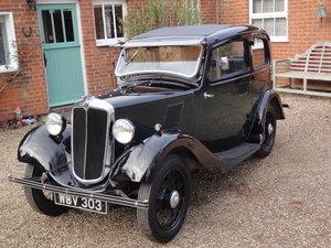 1936 Morris 8 Series 1 2 Door Very original condition  SOLD