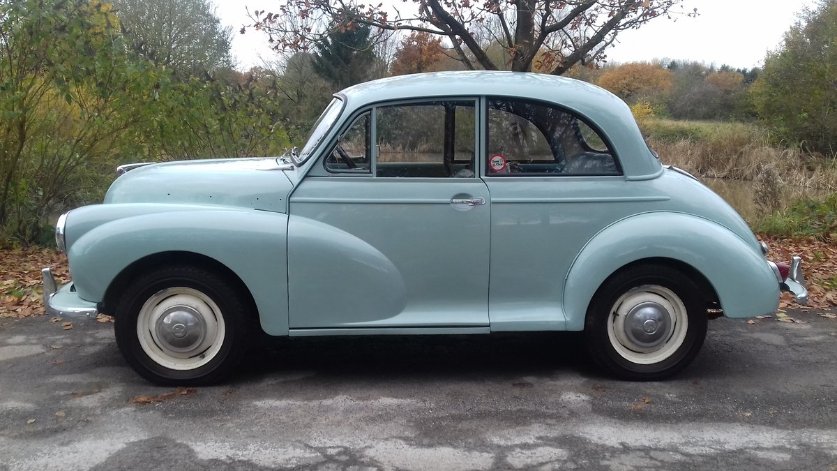 1961 MORRIS MINOR 1000 'JESSIE' ~ BARGAIN TO CLEAR  !!!    SOLD (picture 1 of 6)