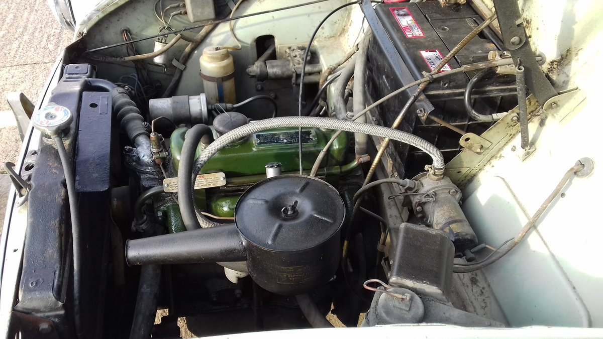 1961 MORRIS MINOR 1000 'JESSIE' ~ BARGAIN TO CLEAR  !!!    SOLD (picture 6 of 6)