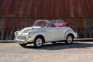 1969 Morris Minor Convertible - Fully Restored