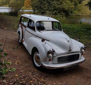 1963 Morris Minor Traveller offered at No Reserve